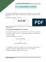 Cours POO Chapitre 4 Diagramme d'Activiés