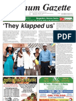 Platinum Gazette 1 April 2011