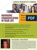 Communications DPW Presentation
