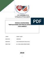 405068888 Instalaciones Electricas Domiciliarias 2018 Docx