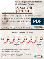 11 05 PDF VC s Precisa Desta Escala Para Dominar Todos Os Solos Escala Maior