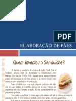 Métodos de produção de pães