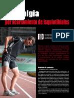 36º Lumbalgia por acortamiento de Isquiotibiales (Planeta Running).
