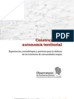 Cartilla Metodologia_Cartografia Observatorio