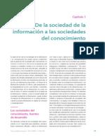 12 Hacia Las Sociedades Del Conocimeinto UNESCO
