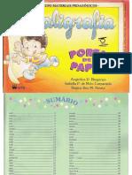 Enviando por email Caligrafia - Porta de papel
