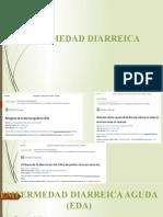 Tema 11 Enfermedad Diarreica aguda , persistente y cronica