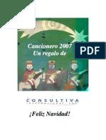 CANCIONERO 2007-2
