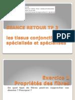 TP3 tissus conjonctifs