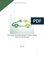 La Descarbonizacion Del Sistema Mundial de Transporte Terrestre
