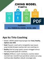 2.3.1. Coaching Model Tirta
