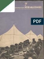Die Jungenschaft - Kameradschaft Gemeinschaft Sozialismus (20 S., Scan, Fraktur)