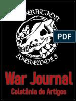 Operation Werewolf - War Journal, Coletania de Artigos em português