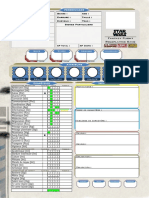 StarWars FFG - Feuille de Perso Multi - Variante Edit