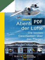 Abenteurer Der Lüfte Die Besten Geschichten Über Das Fliegen-Piper Verlag (2016)