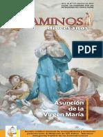 Caminos Diocesanos 113 Agosto 2021
