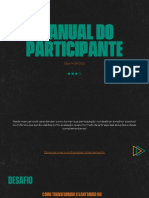 Manual Do Participante - IDEATHON 2021