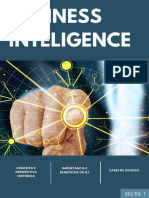 Business Intelligence - Revista SIG 1. ED