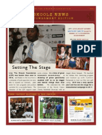 OFFICIAL 2011 SPRING NEWSLETTER