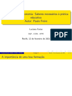 Apresenta o Paulo Freire