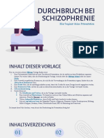 Durchbruch Bei Schizophrenie by Slidesgo