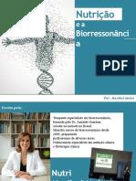 eBook - Nutrição e a Biorressonância