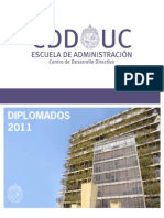 Diplomados de PUC