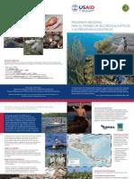 Programa Regional para el Manejo de Recursos Acuáticos y Alternativas Económicas. MAREA
