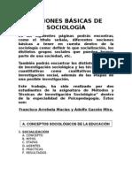 conceptos sociologicos Soriel