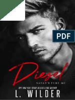 08 - Diesel - Série Satan's Fury MC - L Wilder