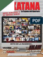 Katana Online 1 Reto de La Pandemia