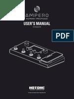 Ampero OnlineManual en Firmware V3.8.1619339519978