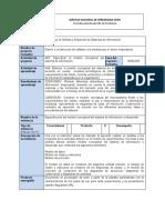 AP03-AA4-EV02. ESPECIFICACIÓN DEL MODELO CONCEPTUAL DEL SISTEMA DE INFORMACIÓN A DESARROLLAR