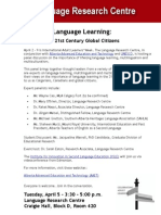 Lifelong Language Learning