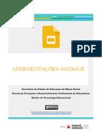 eBook Google Apresentações