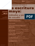 cartel_conferencias_escritura_maya