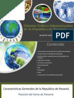 Capsula de Conocimiento 2-Geografíade Panamá