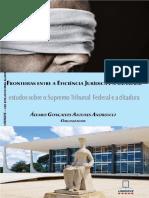 Fronteiras Entre Eficiencia Juridica e a Censura