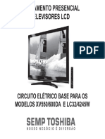Tv+Toshiba+Lc3245w,++Lc4245w,+Xv550,+Xv600da+Lcd+Tv+Treinamento