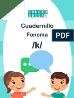 4. CUADERNILLO FONEMA K