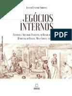 Negócios Internos - Economia e Sociedade Escravista no Brasil do Oitocentos