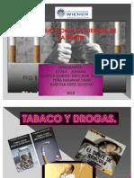 Diapos drogas y tabaco (buena y terminar)