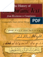 History of Quranic Text