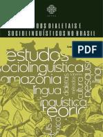 Estudos Dialetais e Sociolinguísticos No Brasil