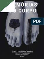 Memórias Do Corpo Livro [Versão Digital] - Izabela Drozdowska-Broering e Marcio Markendorf (Orgs)[1942]