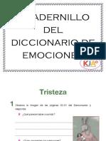 FICHAS DE EMOCIONES - PARTE 2