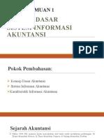 Chapter 1 Konsep dasar Sistem Informasi akuntansi
