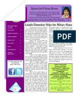 April 2011 Newsletter