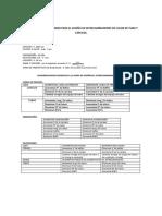 Parámetros a Considerar Para El Diseño de Intercambiadores de Calor de Tubo y Carcaza