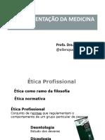 Regulamentação Da Medicina - Bioética